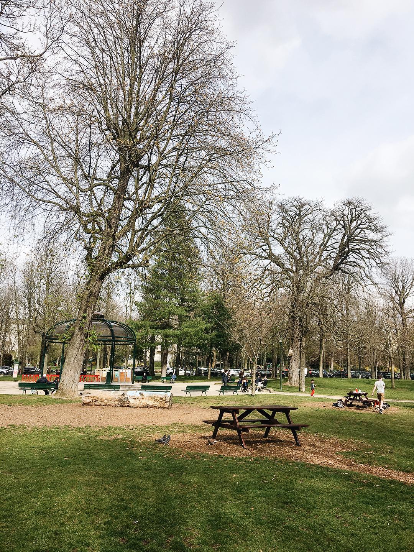 парк Ранлаг